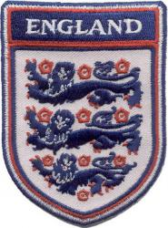 Нашивка England Football Association